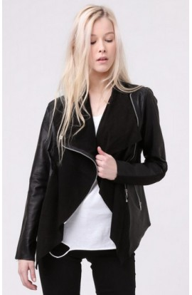 Publicised Leather Jacket