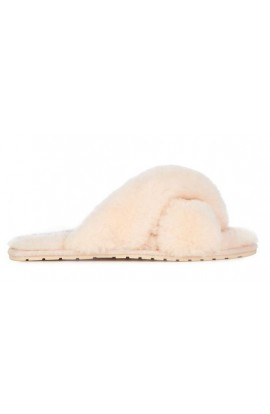 Emu Australia Mayberry Sheepskin Slipper Natural