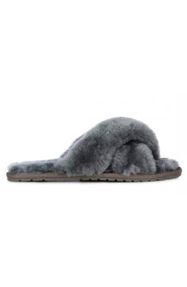 Emu Australia Mayberry Sheepskin Slipper Charcoal