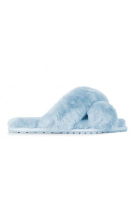 Emu Australia Mayberry Sheepskin Slipper Blue