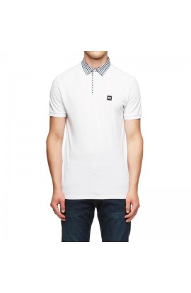 Geraldton Polo Shirt White