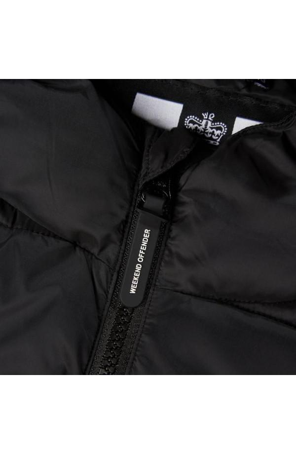 Weekend Offender Frazier Jacket Black