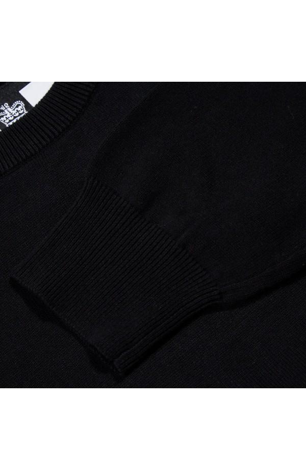 Napoli Jumper Black