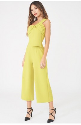 Twisted One Shoulder Jumpsuit