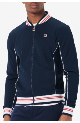 Baranci Track Top Navy