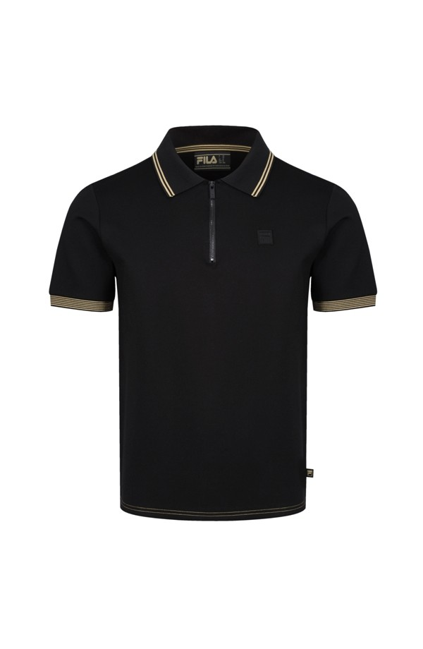 Bucci Polo Shirt Black