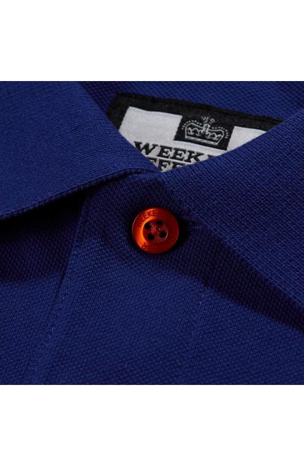 Trujiilo Polo Shirt Electric Blue