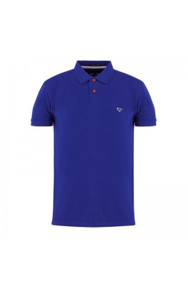 Trujiilo Polo Shirt Electric Blue