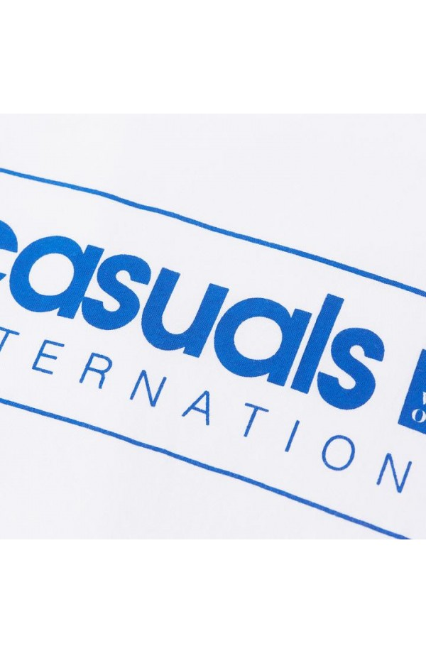 Casuals International T Shirt White