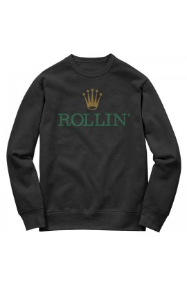 Rollin' Jumper Black