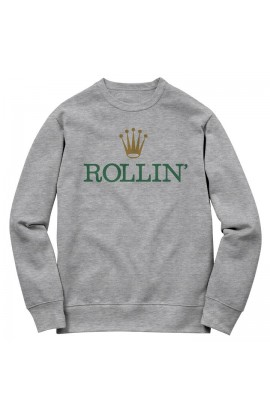 Rollin' Jumper Grey
