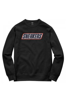 Sneakers Jumper Black