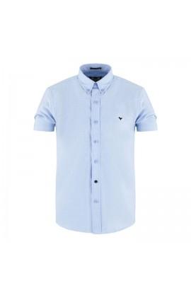 Gomorrah Shirt Blue