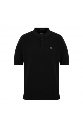 Calanque Polo Shirt Black