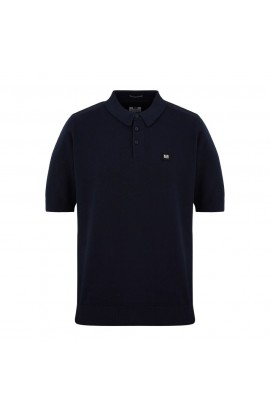 Calanque Polo Shirt Navy