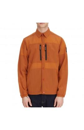 Nicky Eyes Over-Shirt Marmalade