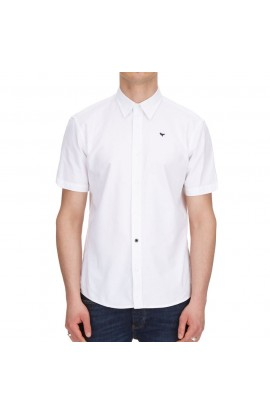 El Matador Short Sleeve Shirt White