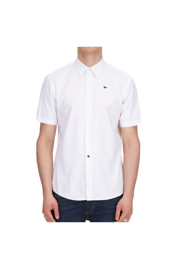 El Matador Short Sleeve Shirt White