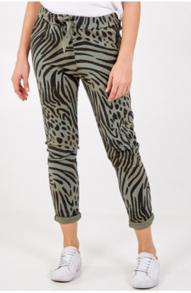 Animal Print Magic Pants (More Colours)