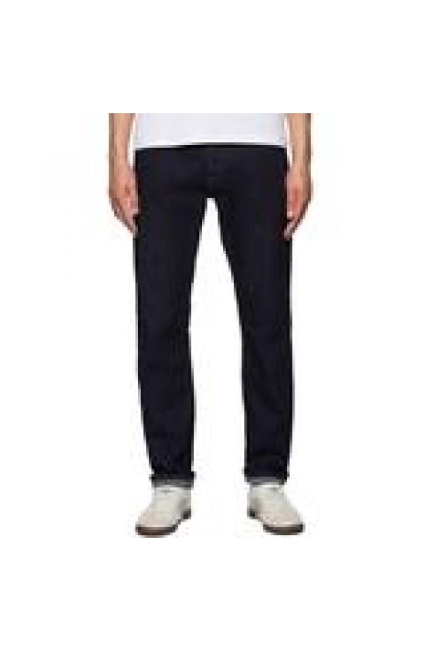 Easy Fit Dark Rinse Jeans