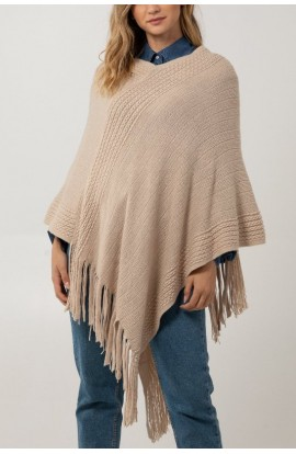 Knitted Poncho (More Colours)