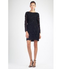 Miss Milne Ashes To Ashes Dress Black
