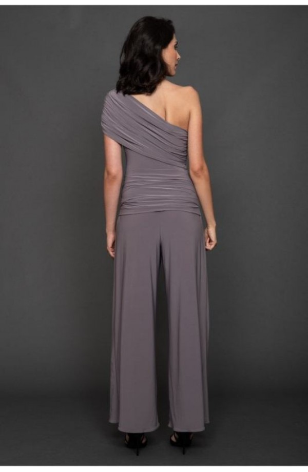 Rhodium Jumpsuit Grey