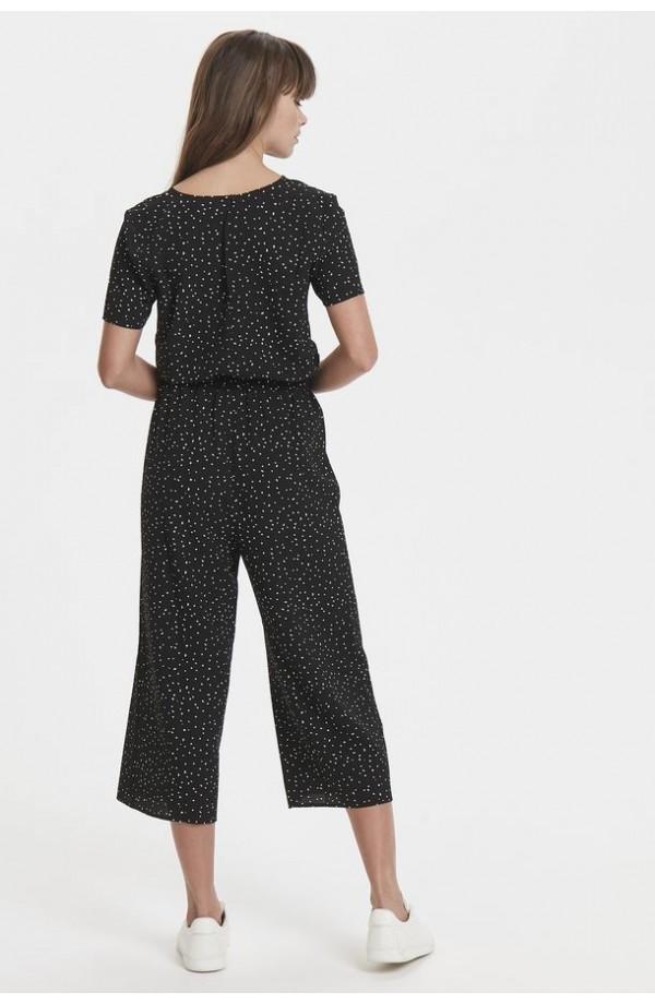 Bright Jumpsuit Black