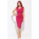Amy Childs Chloe Dress Berry
