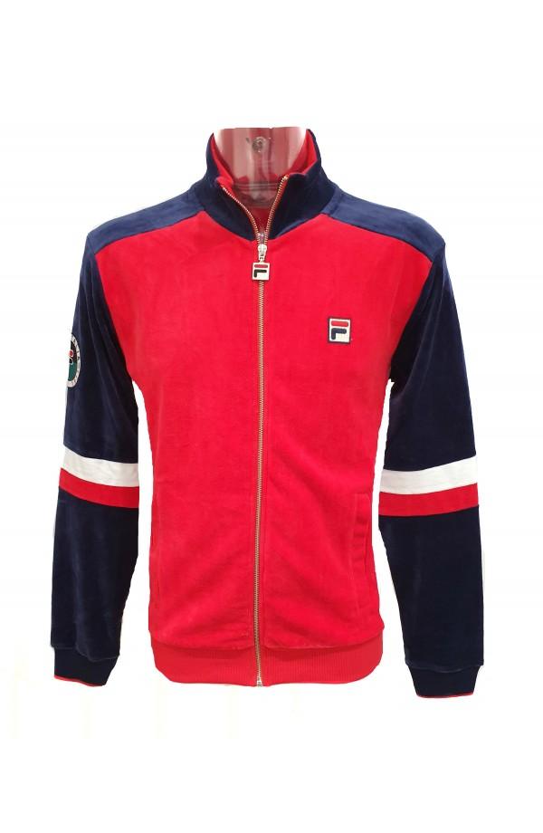 Camden Velour Track Jacket