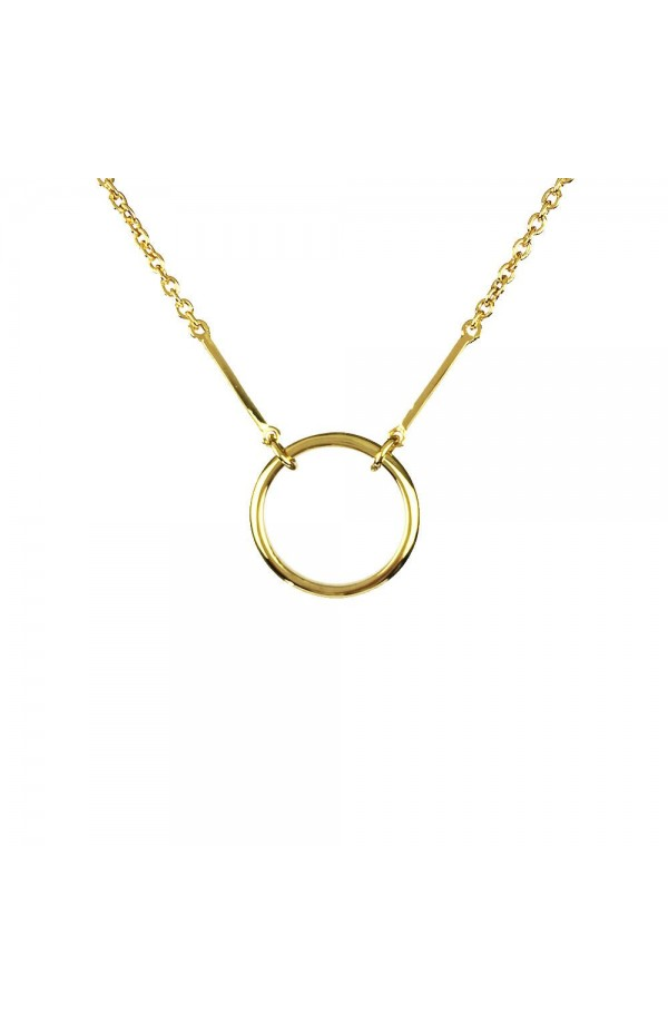Kismet-Karma Necklace Gold