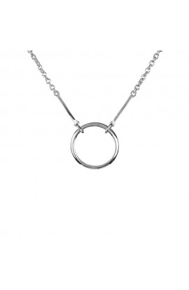 Kismet-Karma Necklace Silver