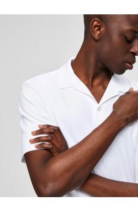 Lorain Polo Shirt White