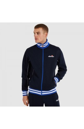 Milano Track Top Navy