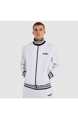 Milano Track Top White