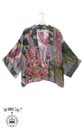 One Hundred Stars KEW Magnolia Kimono