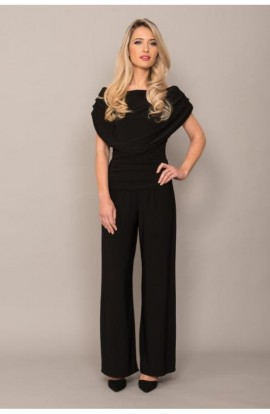 Carbon Jumpsuit Black