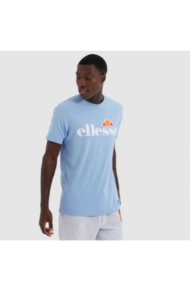 Ellesse Prado T Shirt Light Blue