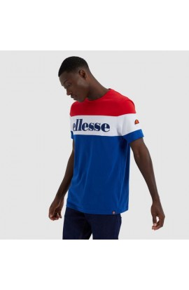 Ellesse Punto T Shirt Blue Red