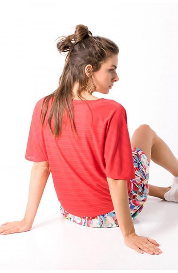Audrey Top Red