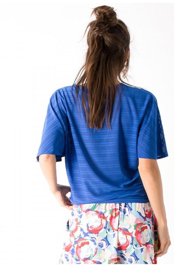 Audrey Top Blue