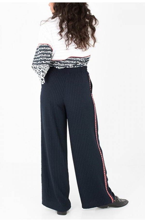 Lilah Trousers Navy