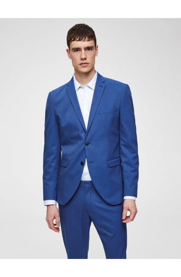 Logan Jacket Blue