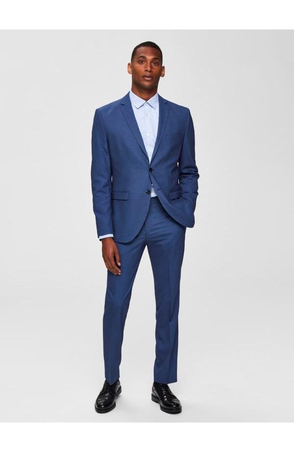 Logan Blue Trousers