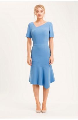 Portofino Dress Blue