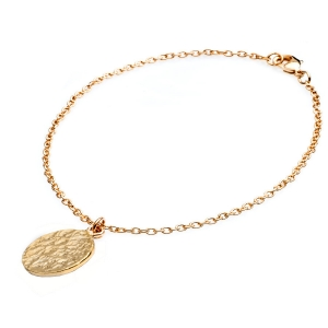 Ancient Coin Bracelet Gold