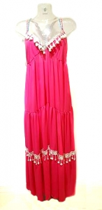 French pink maxi