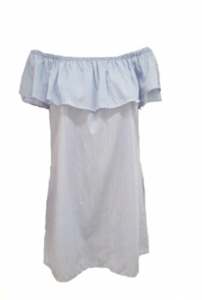 Cotton Stripe Tunic